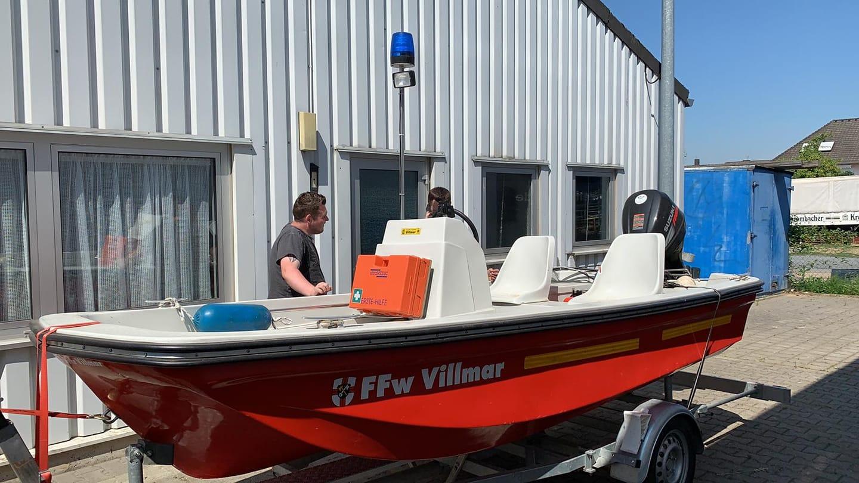 Unser Rettungsboot (RTB1)